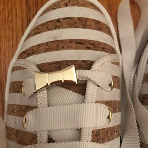 Kate spade sneakers. No tags. Never worn.Size 7.5